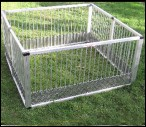 Folding Puppy Pen from Dog Crates - From $352